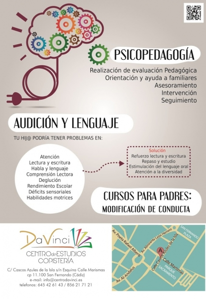 Psicopedagogía Centro Da Vinci