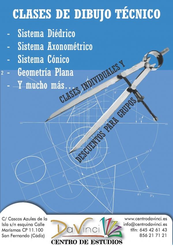 Dibujo Técnico - Centro Da Vinci